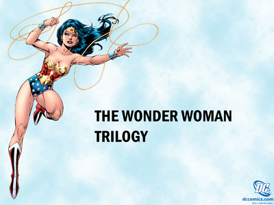 The Wonder Woman Trilogy by Sci