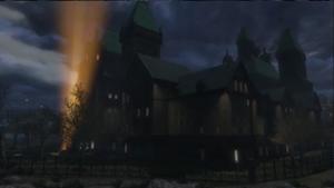 Arkham Asylum (Gary's DCU)