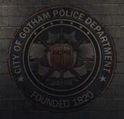 GCPD Logo (Gary's DCU)