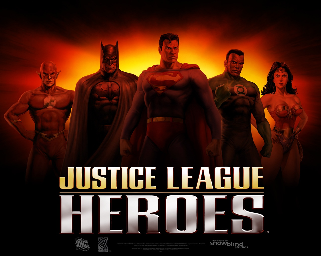 Here Youll See Information About The Game Justice League Heroesabout Characters Levels Powers And Missions