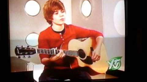 Justin Bieber at The Next Star!