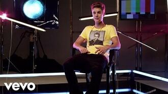 Justin Bieber - VEVOCertified Making Music Videos