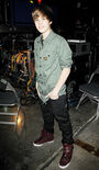 Justin Bieber at 'Help for Haiti' benefit concert