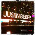 Justin Bieber performing in London 2011