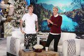 Justin Bieber on Ellen 2016