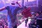 Justin Bieber dancing with Maejor December 2015