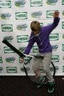 Justin Bieber Arthur Ashe Kids' Day 2009