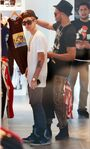 Justin Bieber with Bei Maejor
