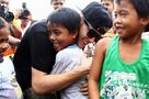 Justin Bieber in Tacloban City 2013