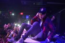 Justin Bieber at Dirty Hairy at LIV December 2015