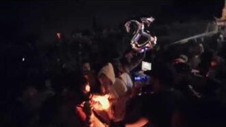 "Justin Bieber dancing to Travi$ Scott's ""Antidote"""