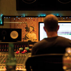 Gudwin at Record Plant, with Justin Bieber on vocals