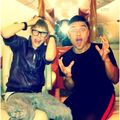 Justin Bieber and Alfredo Flores 2011