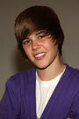 Justin Bieber visits Nintendo World Store, 2009