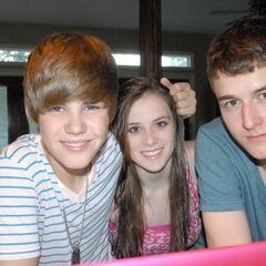Justin, Caitlin, Mitch