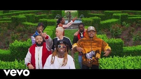 DJ Khaled - I'm the One ft