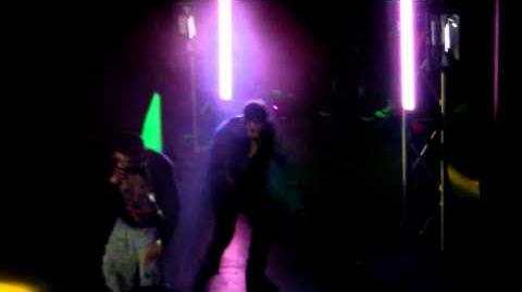 Lil Twist brings out Justin Bieber at the Tyga Concert - 4 1 2012 Club Nokia 1080P