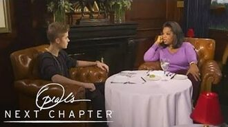 Exclusive Justin Bieber's Favorite Things Oprah's Next Chapter Oprah Winfrey Network