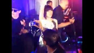 "Justin Bieber singing ""Call You Maybe"" with Carly Rae Jepsen"