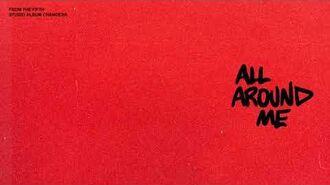Justin Bieber - All Around Me (Audio)