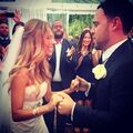 Yael & Scooter Braun wedding