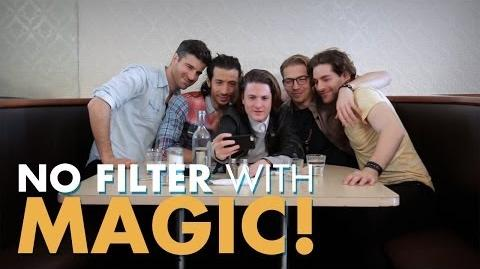 MAGIC! Talks Hanging Out with Justin Bieber and 'Rude'