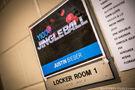 Justin Bieber locker room Jingle Ball 2012