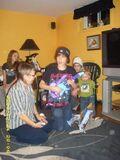 Justin Bieber Christmas eve 2008