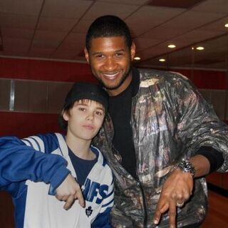 Me and Usher