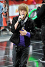 Justin Bieber Performs on 'Today' October 2009