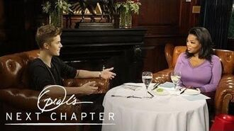 First Look Justin Bieber Oprah's Next Chapter Oprah Winfrey Network