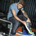 Justin Bieber Adidas NEO photo shoot August 2013