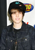 Justin Bieber Z100 Jingle Ball 2009