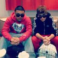 Alfredo and Justin in London