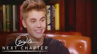 Exclusive Justin Bieber's Twitter Philosophy Oprah's Next Chapter Oprah Winfrey Network