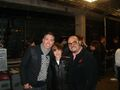 Justin with Barenaked Ladies at the Juno Awards