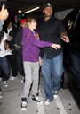 Bieber and Kenny May 2010