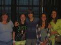 Justin Bieber meet and greet August 2010