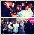 Justin Bieber in London April 2012