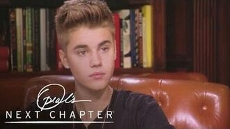 First Look Justin Bieber Opens Up About Selena Gomez Oprah's Next Chapter Oprah Winfrey Network