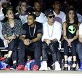 Justin Bieber Mercedes-Benz Fashion Week Spring 2014