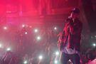Justin Bieber performing at LIV December 2015