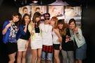 Bieber meeting fans in Tokyo April 2014