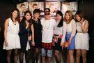 Justin M&G V2 TOKYO April 2014