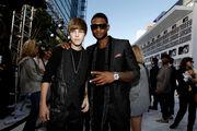 MTV VMA's 2010 Justin Bieber and Usher