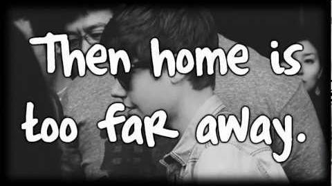 Justin Bieber - Come Home To Me (Lyrics on Screen)