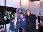 Justin at XM Radio 20 on 20