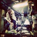 Justin Bieber and Maejor Ali 2013