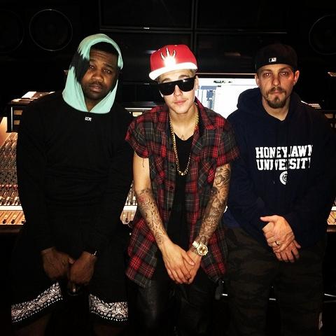 Soundz, Justin Bieber and <a href=
