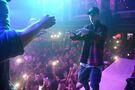 Justin Bieber dancing at LIV 2015